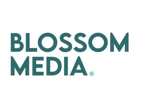 Blossom Media Logo
