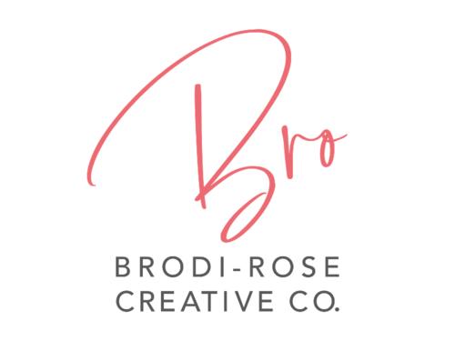 Brodie-Rose Creative Co Logo