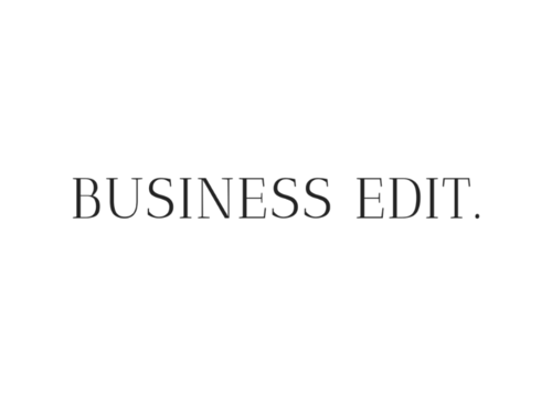 Business Edit Logo