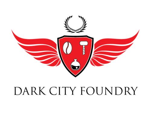 Dark City Foundry Logo