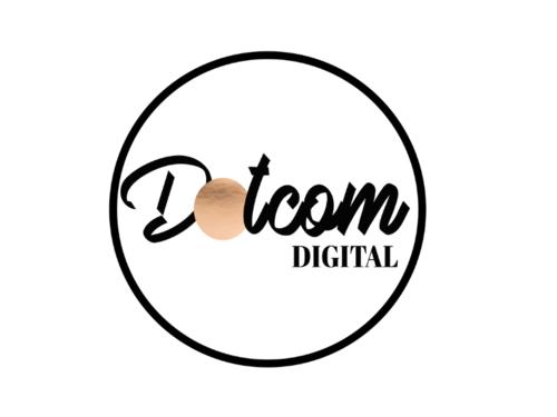 Dotcom Digital Logo