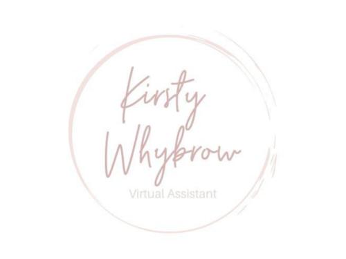 Kirsty Whybrow VA Logo