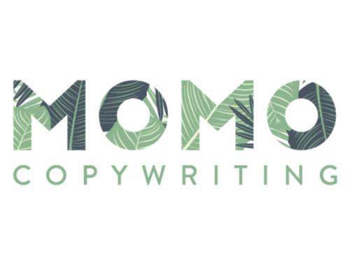 MOMO Copywriting Logo