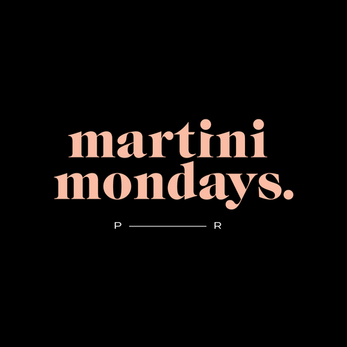 Martini Mondays Logo