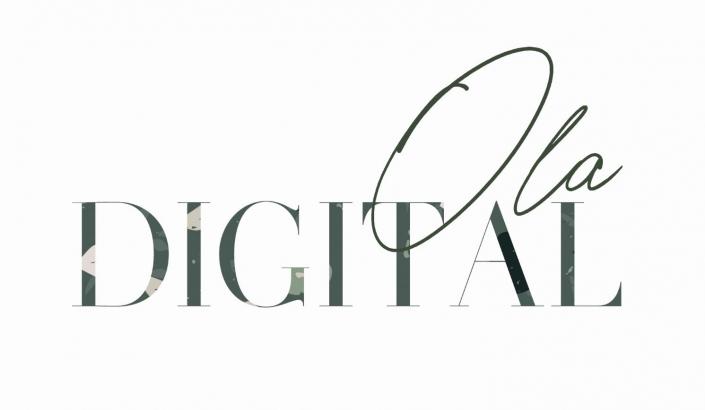 Ola Digital Logo