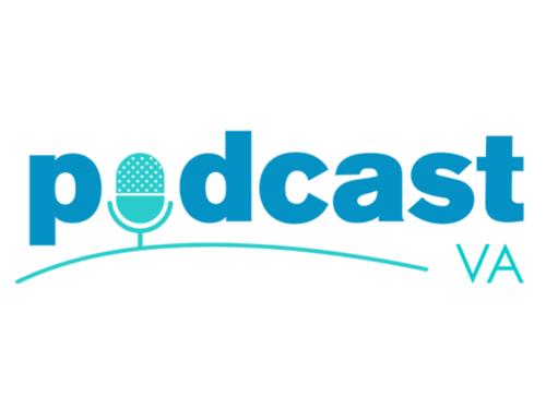 Podcast VA Logo